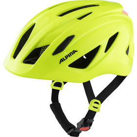 Alpina Pico Flash Helm Kinder be visible gloss